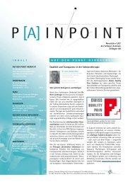 Download p[a]inpoint 1-07 - Schmerz Zentrum Zofingen