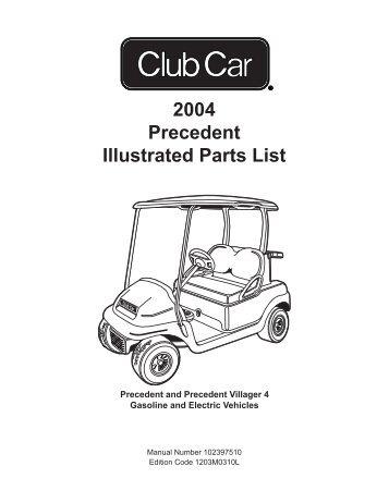 2010 2011 xrt 800 gas electric bennett golf cars rh yumpu com 2008 Club Car Models 2004 Club Car DS
