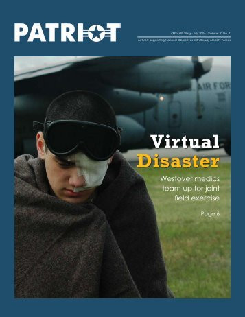 Virtual Disaster - Westover Air Reserve Base, Mass