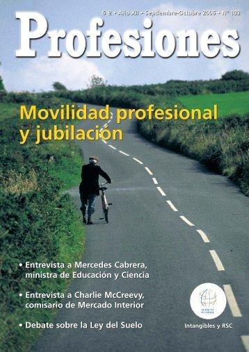 Revista completa - Revista Profesiones
