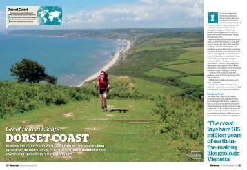 Download full article (Wanderlust Magazine) - Visit Dorset