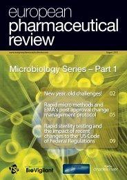 Microbiology Series – Part 1 - European Pharmaceutical Review