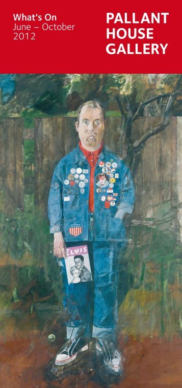 What's On June – October 2012 - Pallant House Gallery