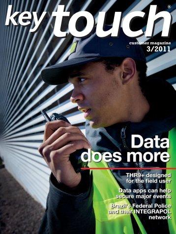 3/2011 - Key Touch magazine