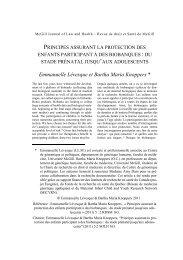 MJLH Vol V, No. 2 - Lévesque layout - 11 January 2012