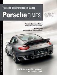 Porsche Zentrum Baden-Baden
