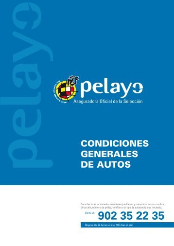 CONDICIONES GENERALES DE AUTOS - WordPress – www ...