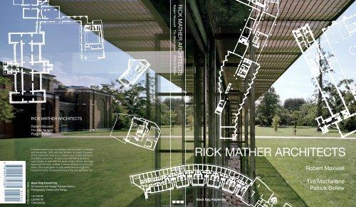 RICK MATHER ARCHITECTS - Black Dog Publishing