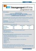 PumpMeter PumpMeter - Üdvözöljük a WEB-SET rendszerben! - Page 5