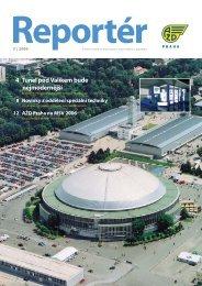 Reportér 2006/3 - AŽD Praha, sro