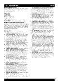 ANGLE GRINDER VINKELSLIP VINKELSLIPER - Page 4