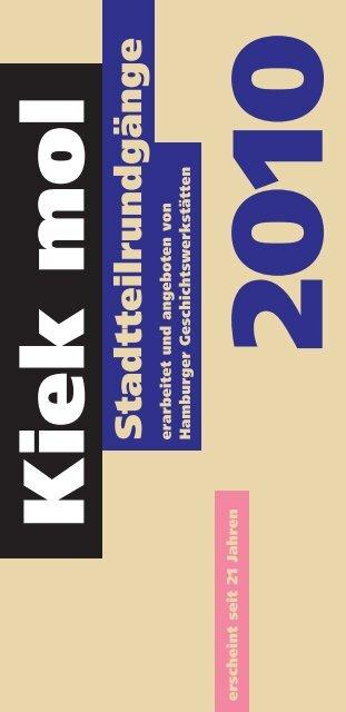 2010 - Geschichtswerkstatt Barmbek