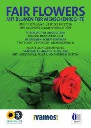 FAIR FLOWERS - Grüne Stuttgart