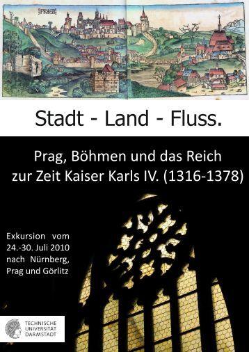 Stadt - Land - Fluss. - Institut für Geschichte