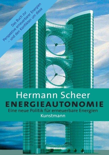 Energieautonomie - Hermann Scheer