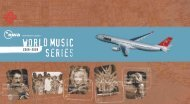 WORLD MUSIC Series - Detroit Symphony Orchestra
