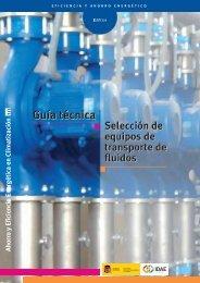 Guía técnica selección de equipos de transporte de fluidos [PDF] [1 ...