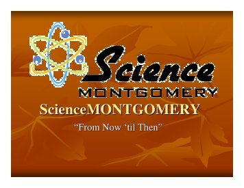 how to enter the fair - Science Montgomery