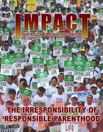 Php 70.00 Vol. 46 No. 5 • May 2012 - IMPACT Magazine Online!
