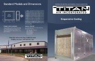 Evaporative Cooling - Titan Air