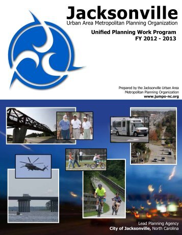 Amended FY 2012-2013 Unified Planning Work Program - JUMPO