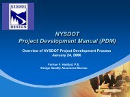 Project Development Manual (PDM) - Center for Environmental ...