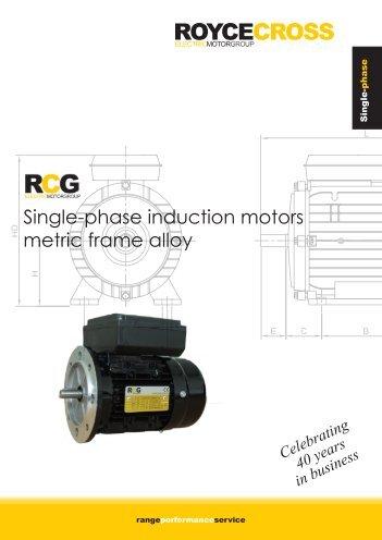 Single Phase Induction Motor Pdf 28 Images Even