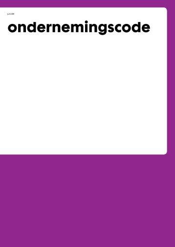 download PDF ondernemingscode - Hema
