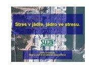 Stres v jádře, jádro ve stresu. - PowerWiki