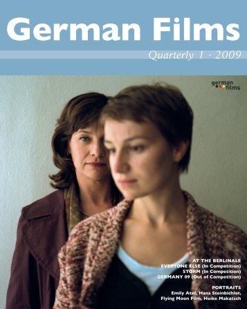 at the Berlinale European Film Market 5 – 15 ... - German Films