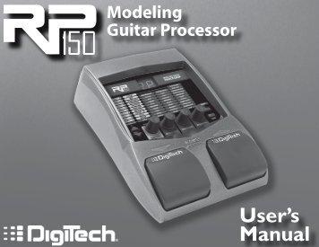 Owner's Manual - Pulse Music