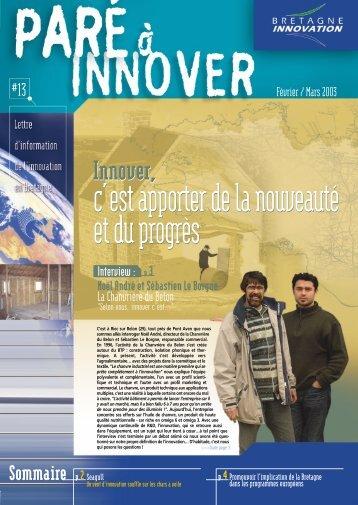 Télécharger le PDF - Bretagne Innovation
