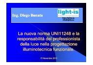 nuova norma uni 11248 - Ordine degli Ingegneri della Provincia di ...