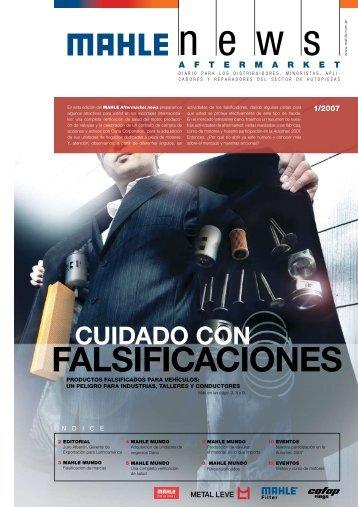 CUIDADO CON - mahle.com