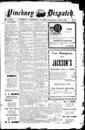06-03-1909 - Village of Pinckney
