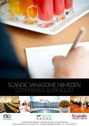 2011 Banquetmap Scandic Sanadome