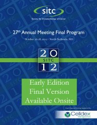 October 26-28, 2012 • North Bethesda, MD - Society for ...