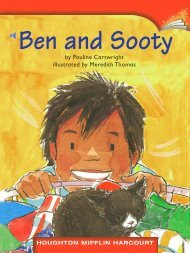 Lesson 1:Ben and Sooty