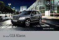 [PDF] GLK-Klasse. - Mercedes-Benz Egypt