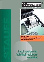 Anleitung LasPaC II-View (PDF - 0,9 MB) - Stauff