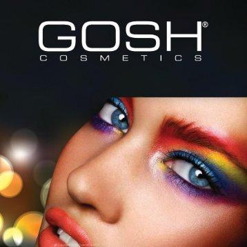 "Catalogue ""Forsty"" Produits Gosh Cosmetics"