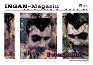 Über Peter Rollny, PDF - Kunstverein INGAN eV