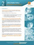 2012 Public Policy AGENDA IN BRIEF - Early Care & Learning ... - Page 3