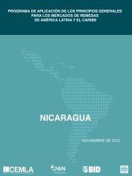 Nicaragua - Programa de Remesas