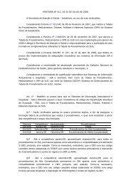 PORTARIA Nº 412 - Central de Regulação de Procedimentos