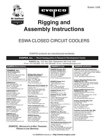 closed circuit cooling towers closed loop cooling tower