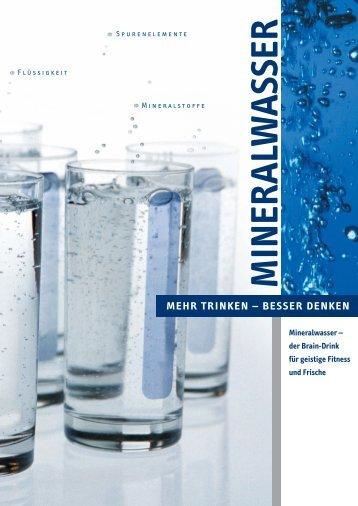 8 free Magazines from GETRAENKE.STRENG.DE