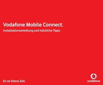 Vodafone Mobile Connect. - E.W.Gohl GmbH