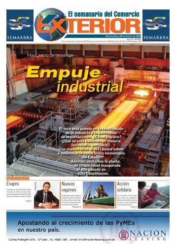 Edición Nº 655 - El semanario del Comercio Exterior