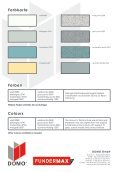 Farben/Colours - Domo-systembau.de - Page 2